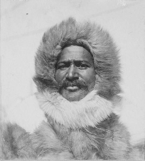 Matthew Henson Black History Month Lesson Idea