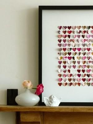 Valentine's Day Print and Bulletin Board Idea
