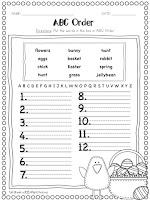 Easter FREEbies for ABC and Math Practice – SupplyMe