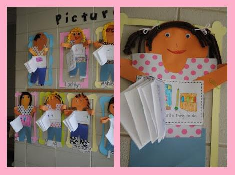 Back To School All About Me Preschool Lesson Plan and Craft