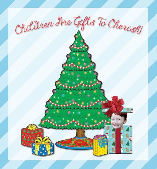 Children Are Gifts To Cherish Christmas Bulletin Board Idea Supplyme