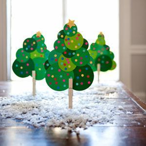 Circle Christmas Tree Craft Supplyme
