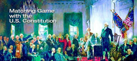 Constitution Day and Government Social Studies Preschool Printable