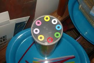 Color Recognition and Fine Motor Skills Preschool Lesson Plan