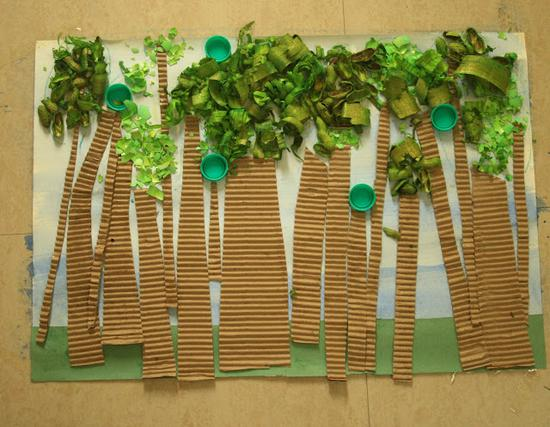 Earth Day Lesson and Craft for Kids