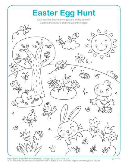 Preschool Worksheet Gallery: Easter Egg Math Worksheets ...