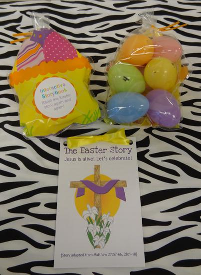 Easter Storytelling Kindergarten Lesson Plan