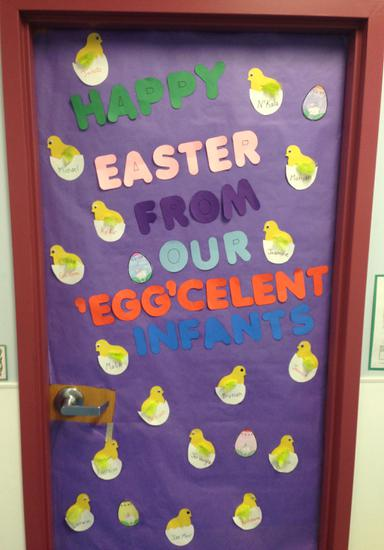 Happy Easter From An 'Egg'cellent Bunch! - Holiday ...