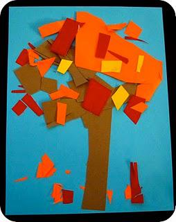 Autumn and Fall Kids Craft