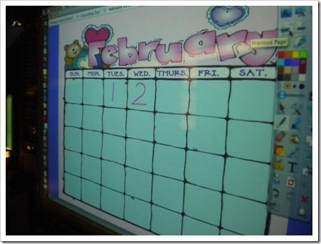 calendar binder or book kindergarten learning tool and lesson