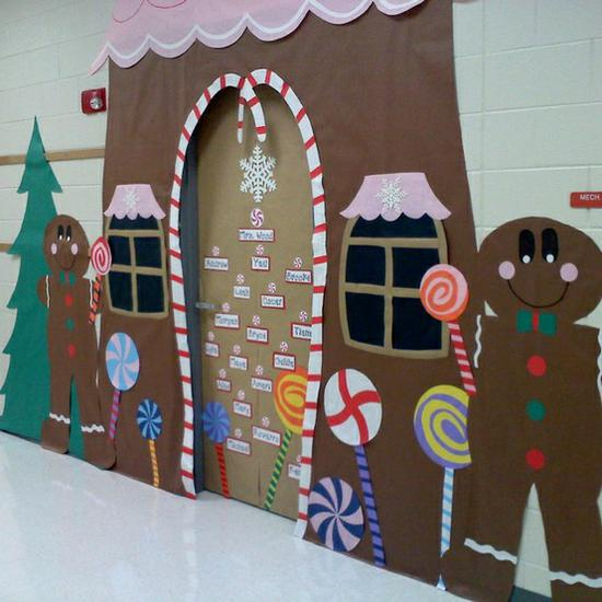 Gorgeous Gingerbread House Classroom Display Supplyme