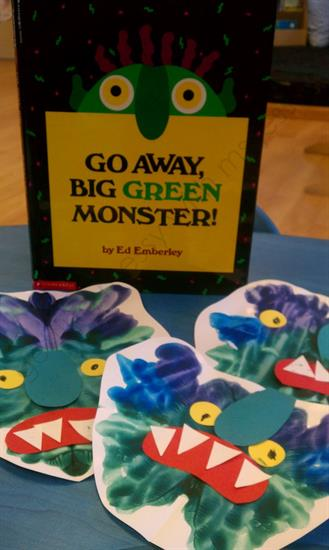 Kid's Monster Crafts