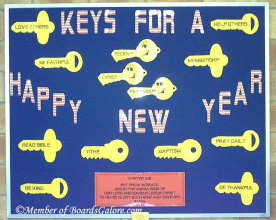 Elementary Motivational Bulletin Board Idea