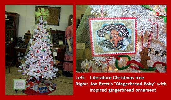 Christmas Classroom Decoration and Literacy Preschool Lesson Plan