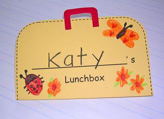 Back To School Routines Craftivity and Kindergarten Lesson Plan