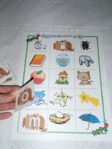 Beginning Letter Sounds Literacy Preschool Printable