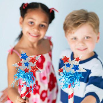 Memorial Day Kids Craft