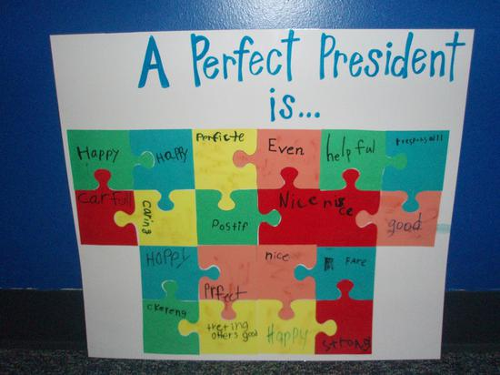 Election and Government Kindergarten Lesson Plan