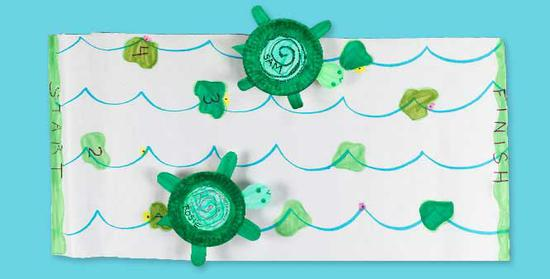 yertle the turtle craft