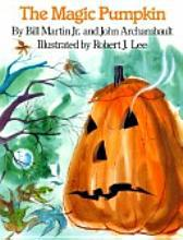 the magic pumpkin childrens book by martin and archambault