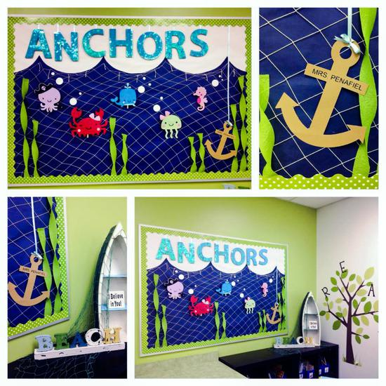 Under The Sea Classroom Displays Decorating Ideas Supplyme