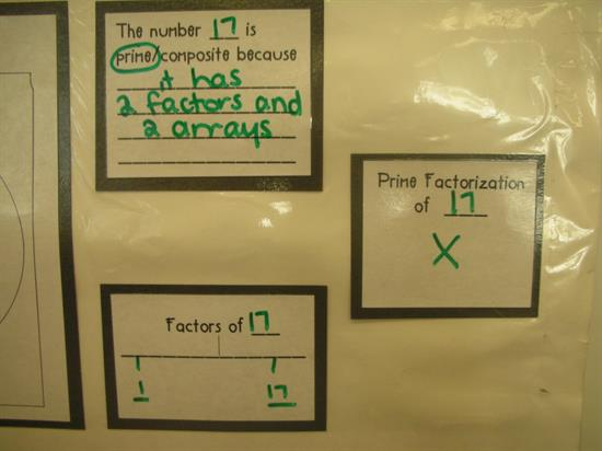 Factors for Daily Review with Calendar Math