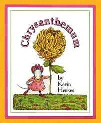 Chrysanthemum - Read Aloud Idea for Back to School