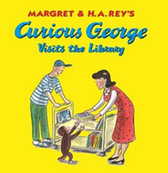 Literacy Curious George Kindergarten Lesson Plan