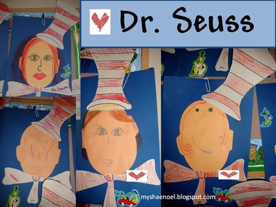 Cat in the Hat Crafts for Dr. Seuss Celebration