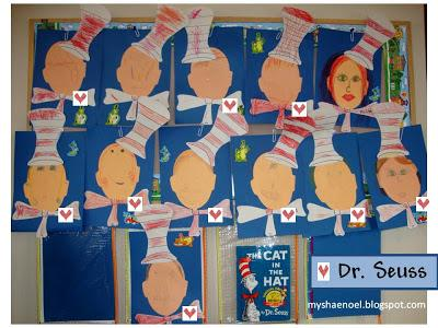 Cat in the Hat Craft for Dr. Seuss Celebration