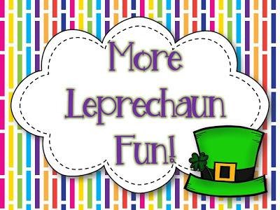 Leprechaun Activities for Kids