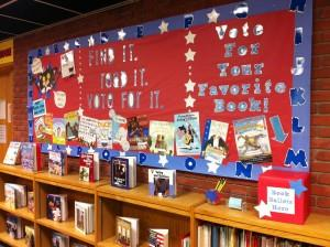 November Election Day and Government Bulletin Board Idea
